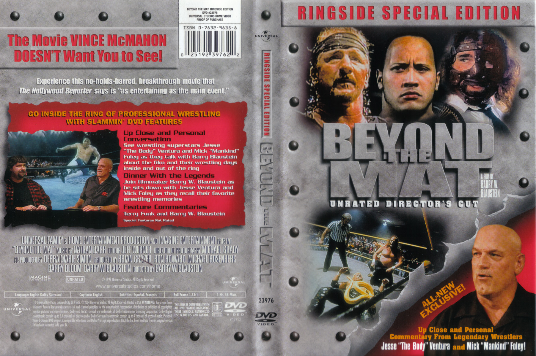beyond the mat special edition