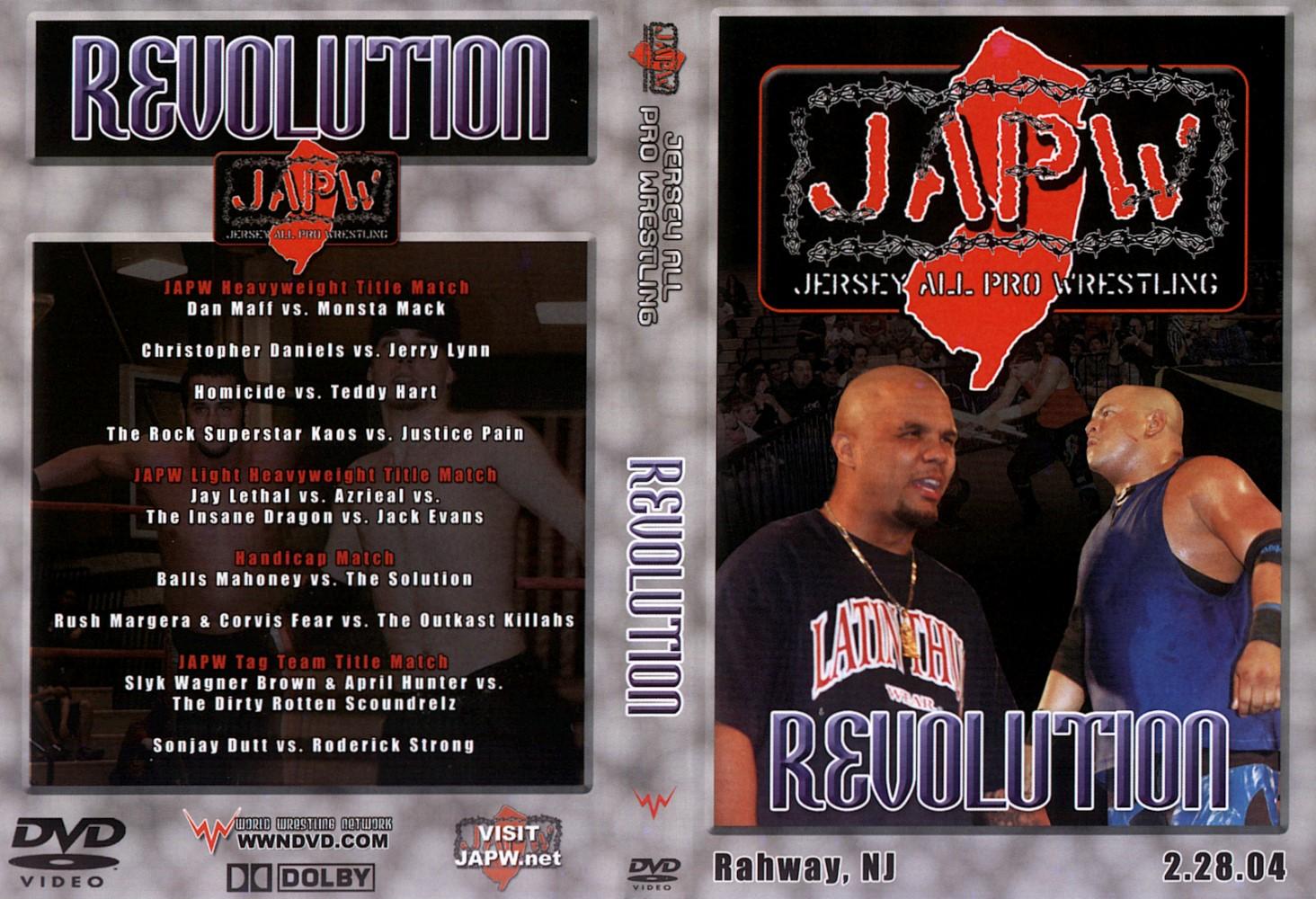 japw revolution