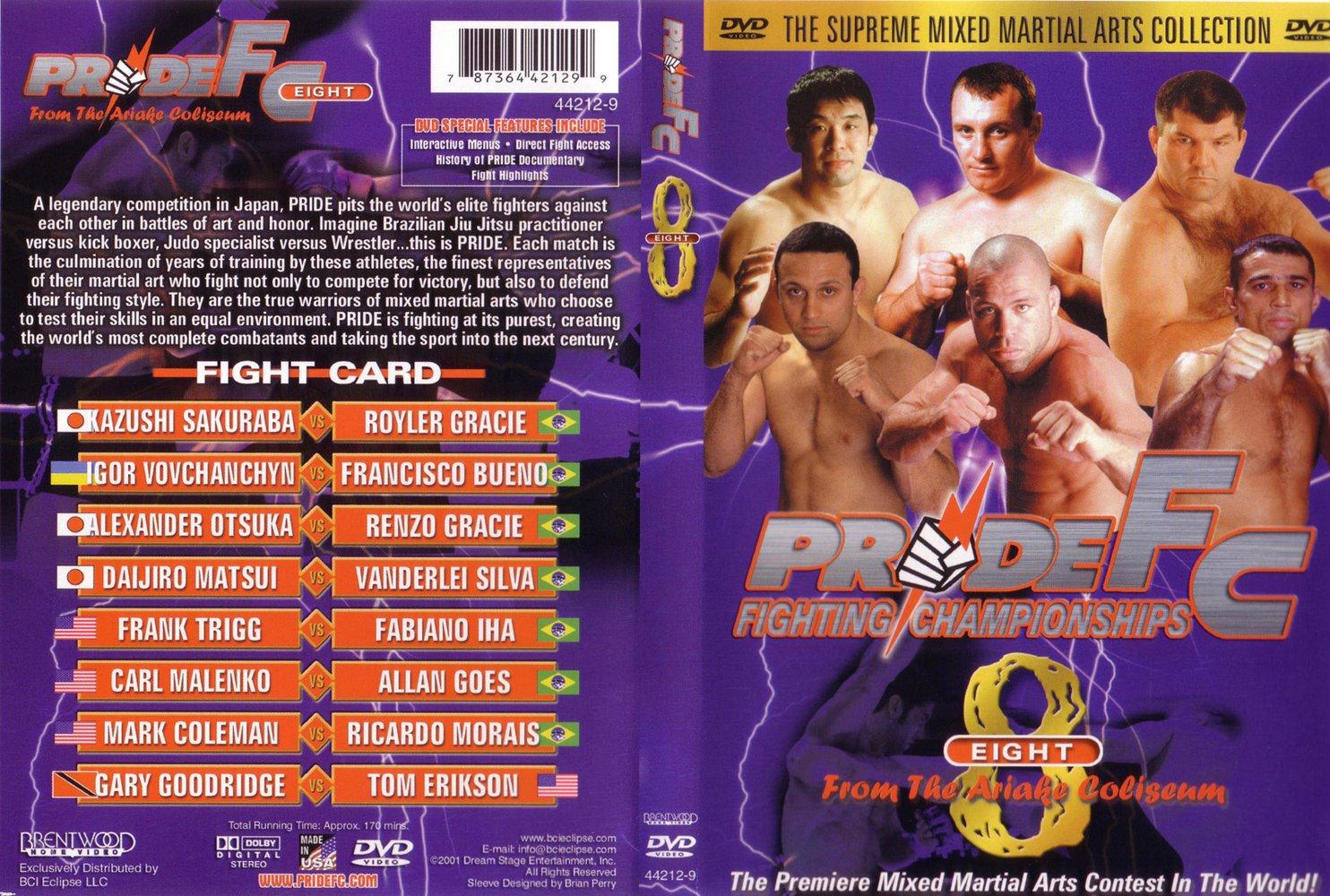 Pride 8