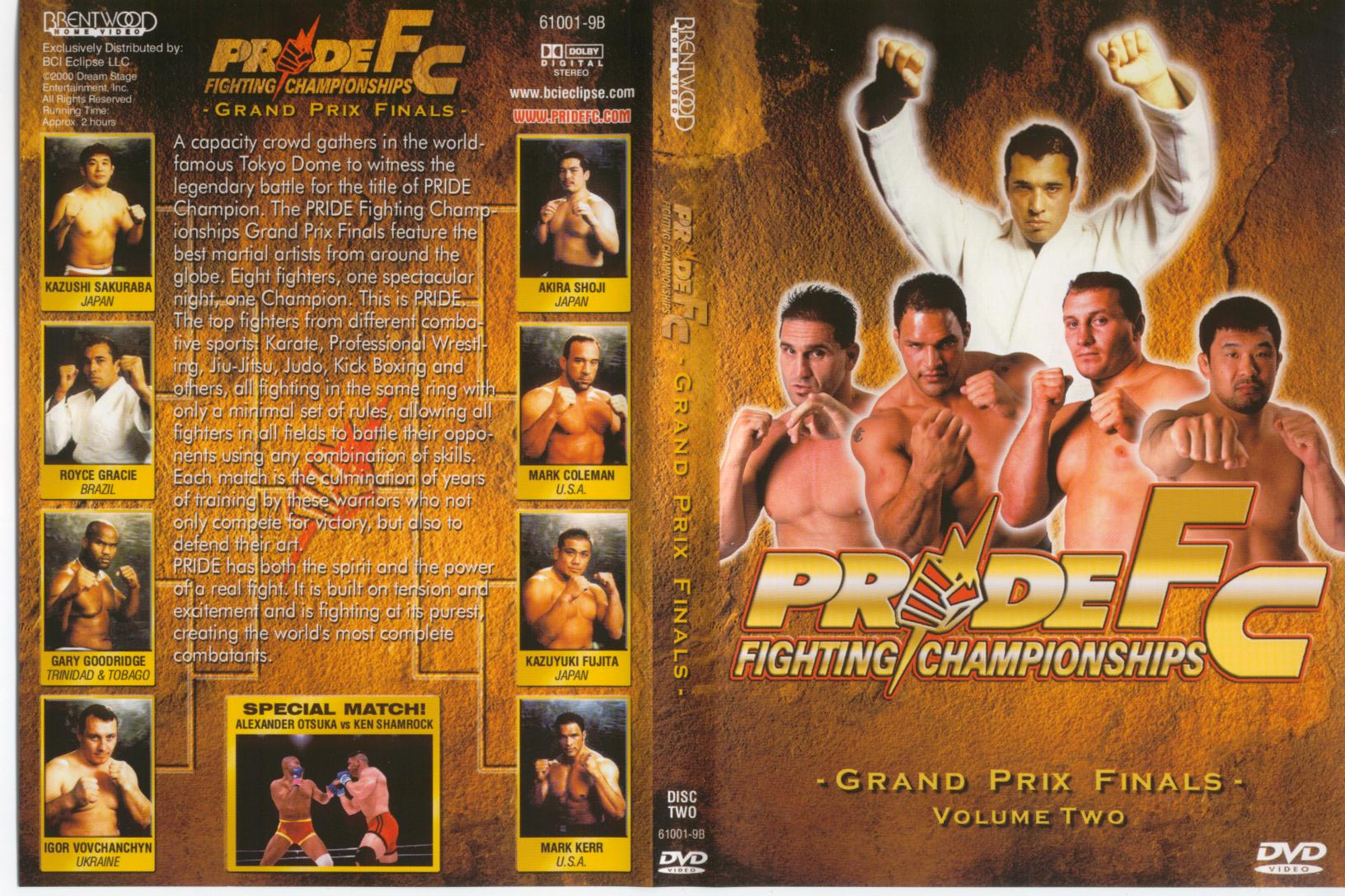 Pride GP00 2