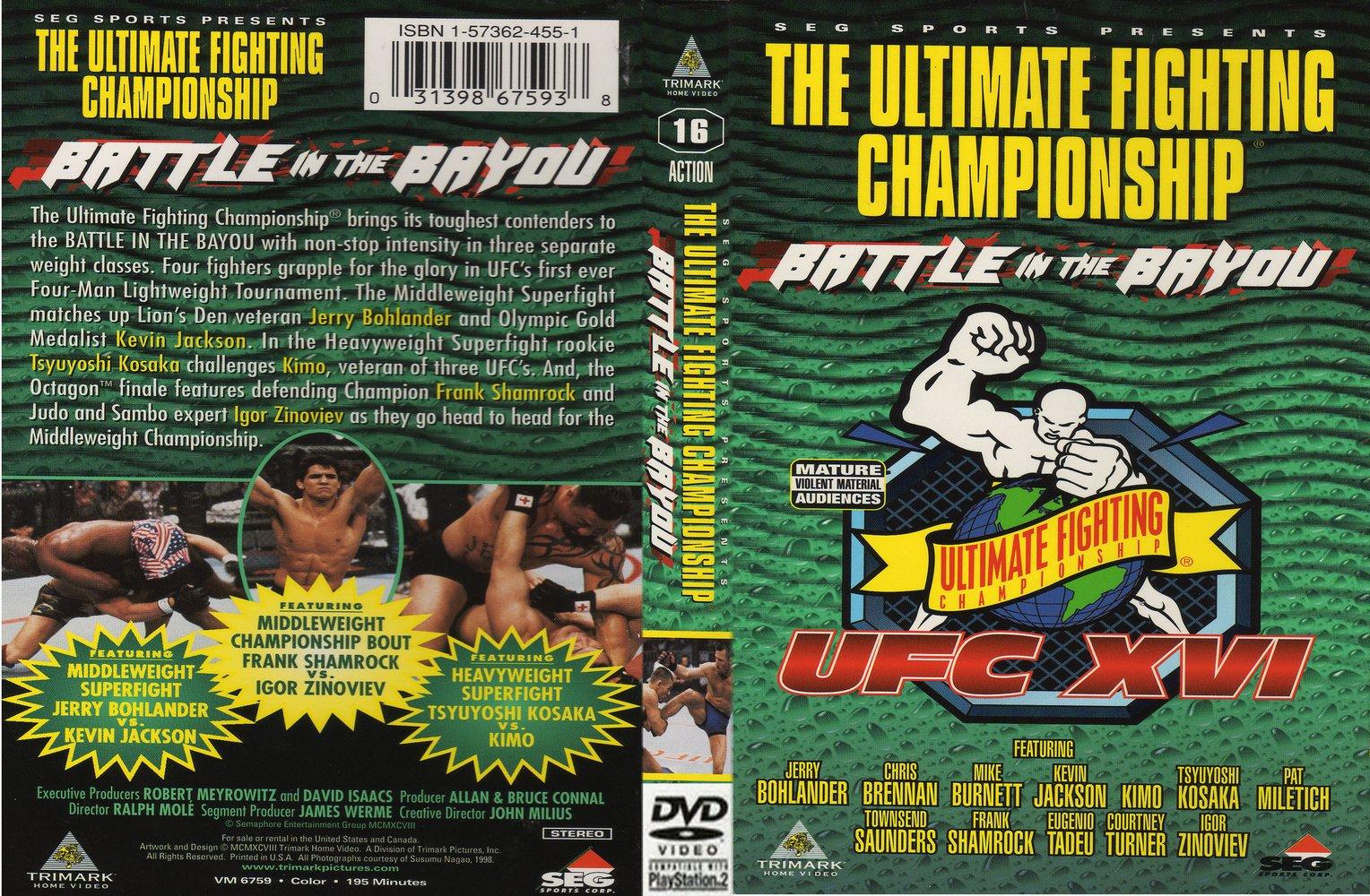 UFC 16