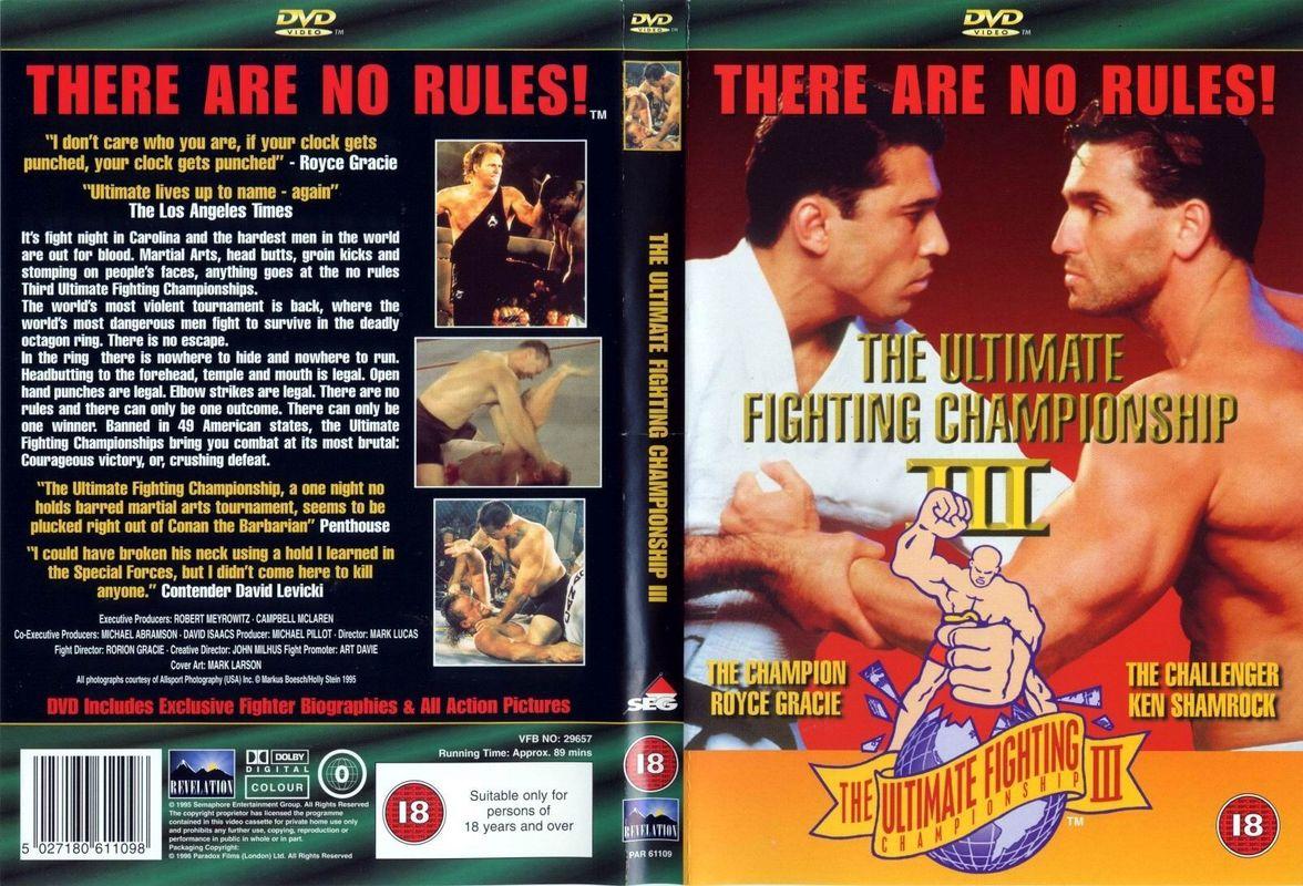 UFC 3 V2