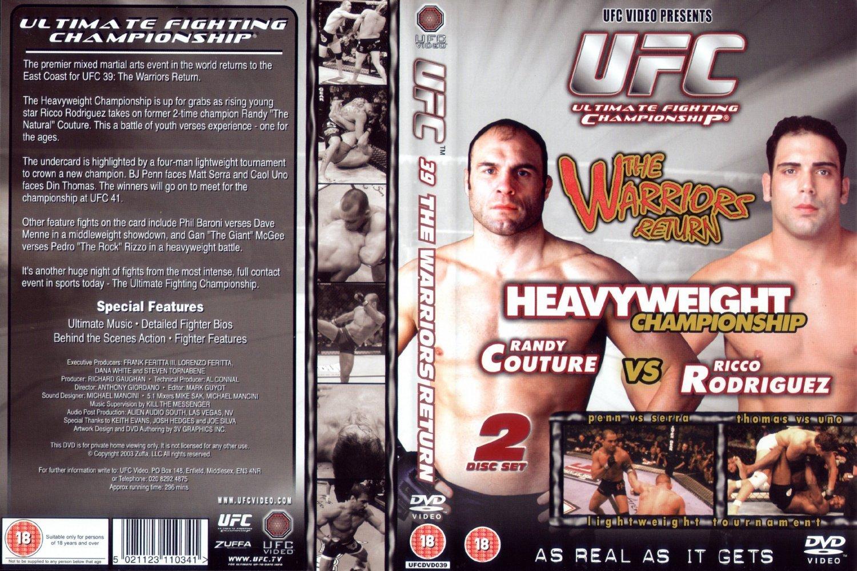 UFC 39