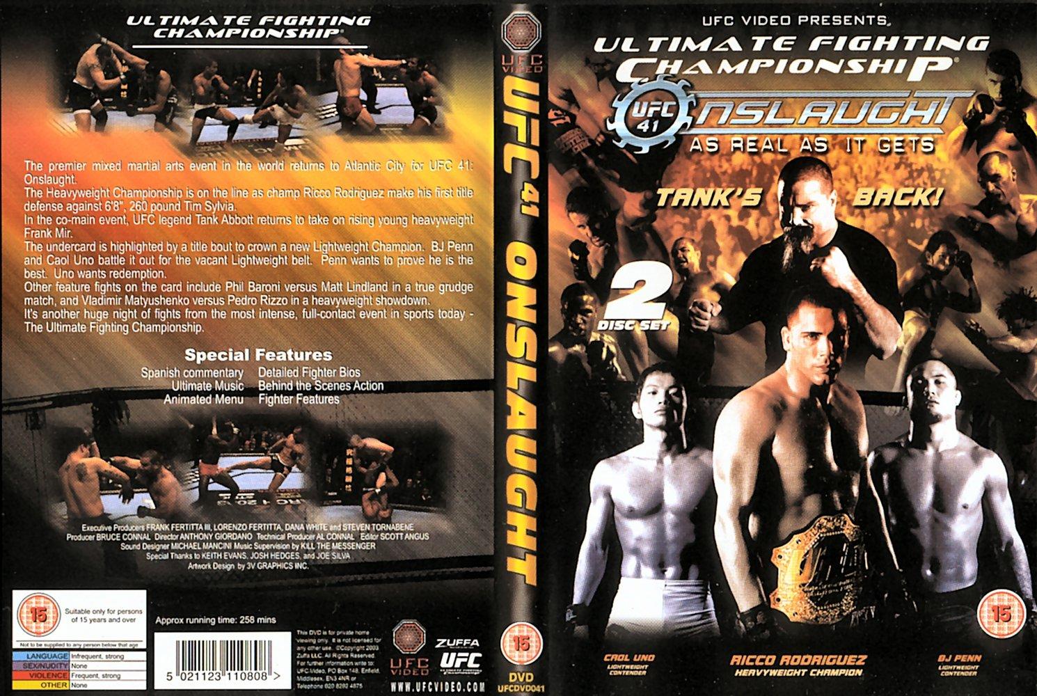 UFC 41