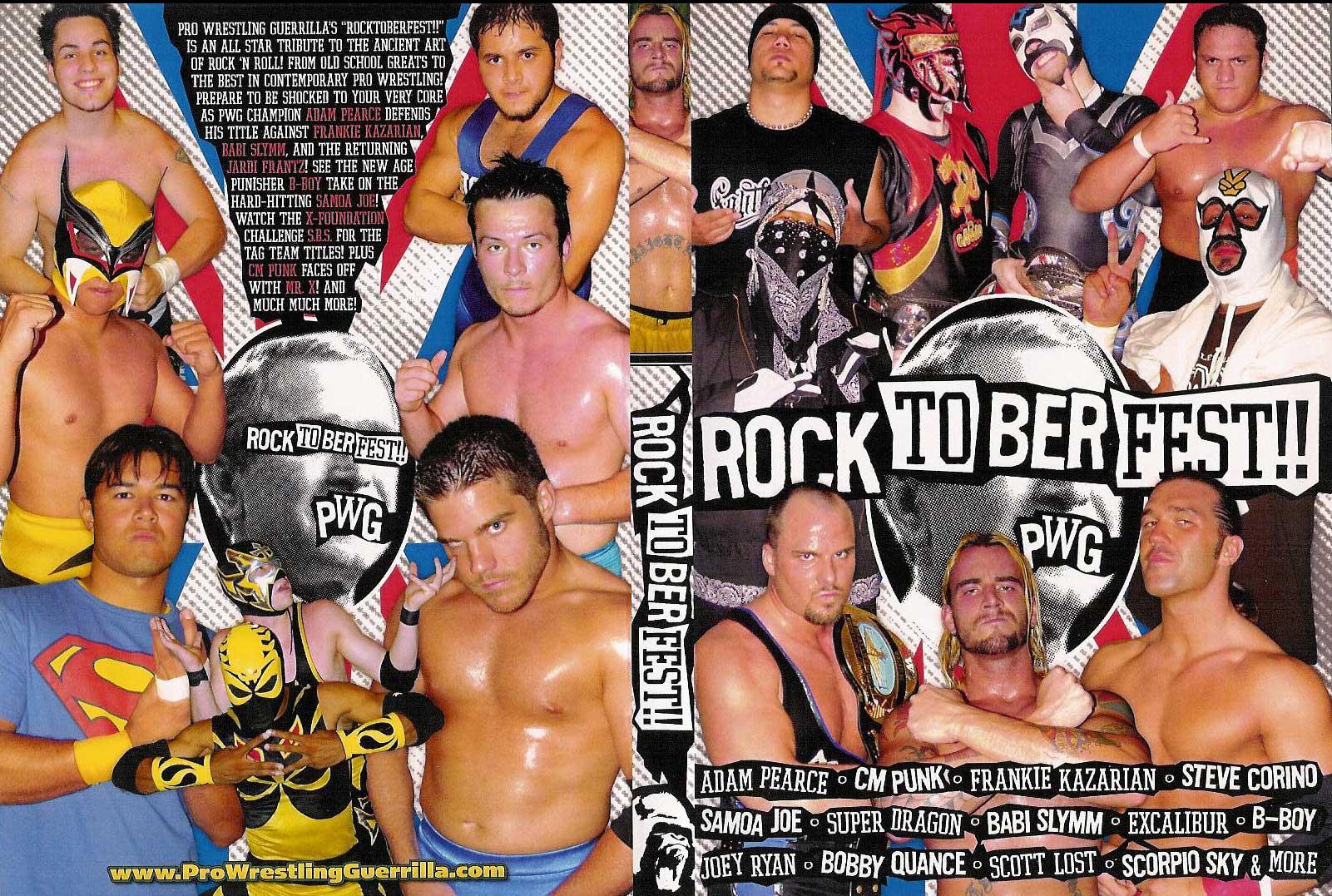 PWG-Rocktoberfest