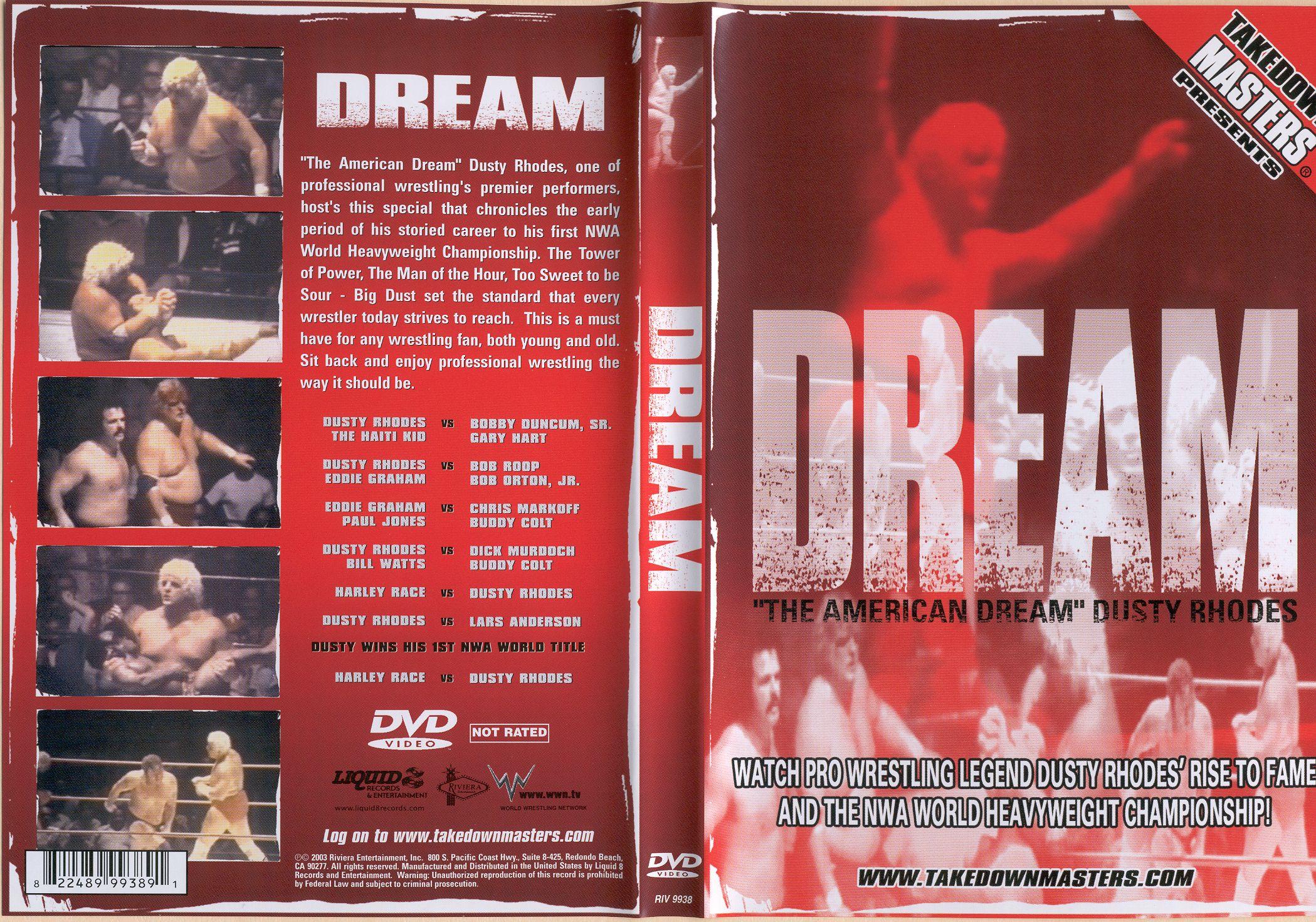 dream - dusty rhodes