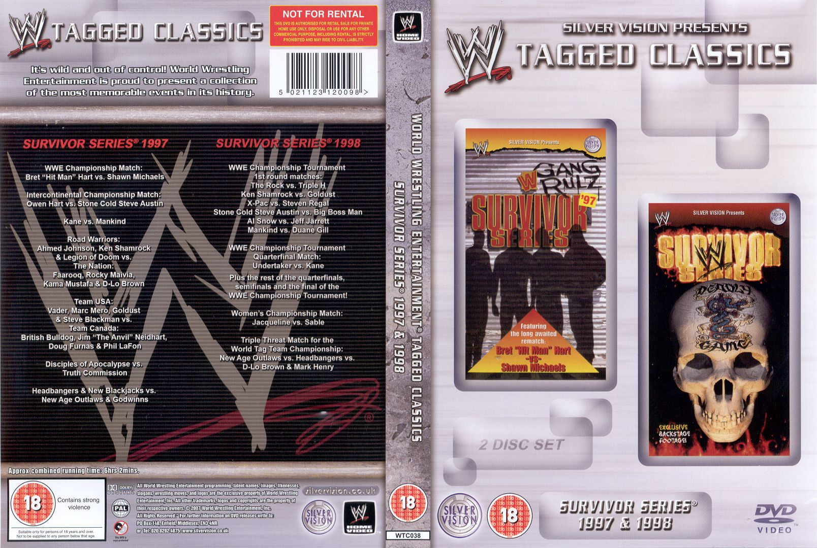 Survivor Series 1997 & 1998