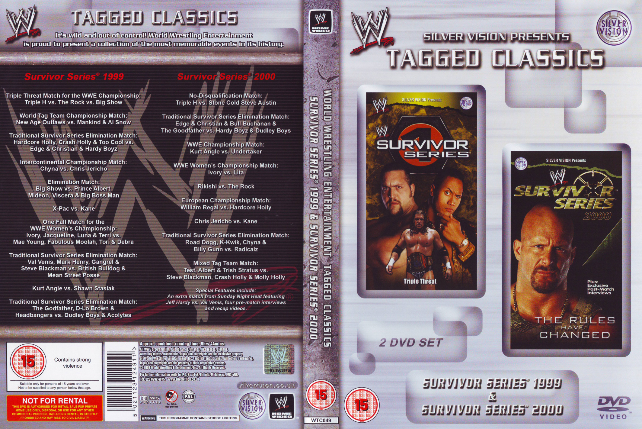 wwesurvivorseries199920