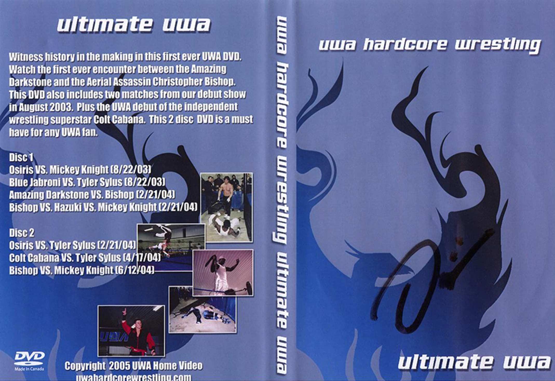 ultimate UWA