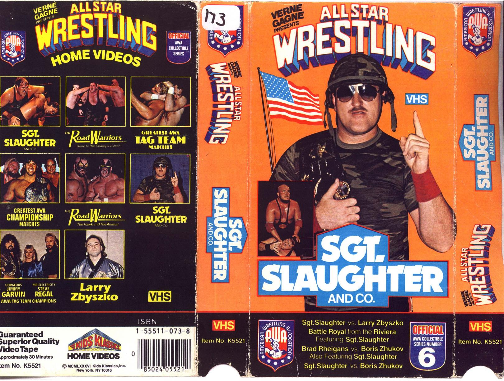 All_Star_Wrestling_Sgt_Slaughter