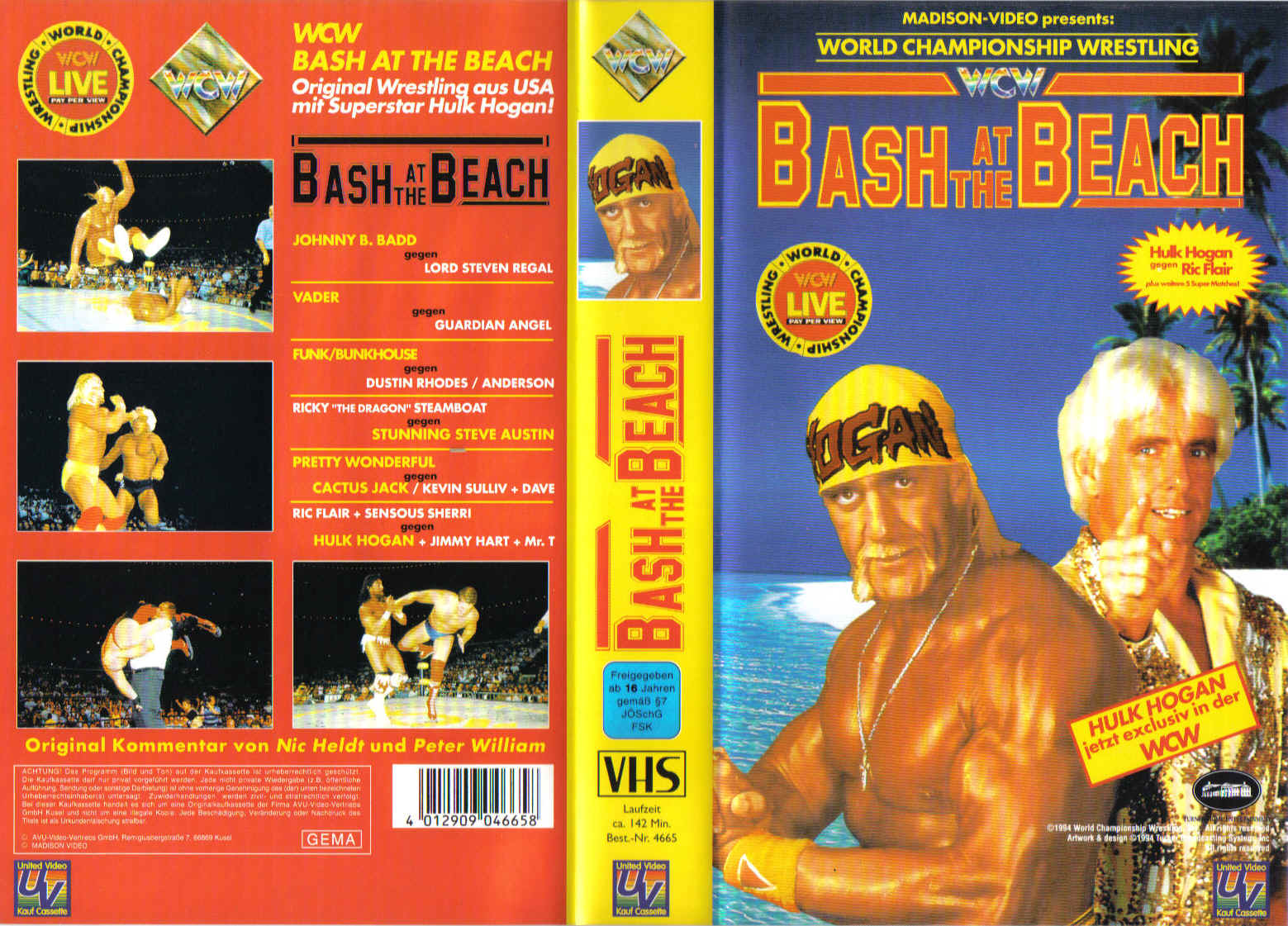 Bash at the Beach