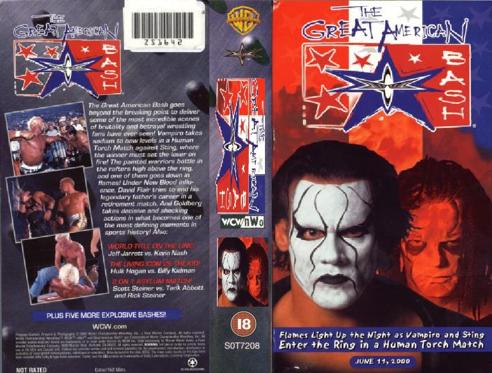 WCWGreatAmericanBash2000Cover
