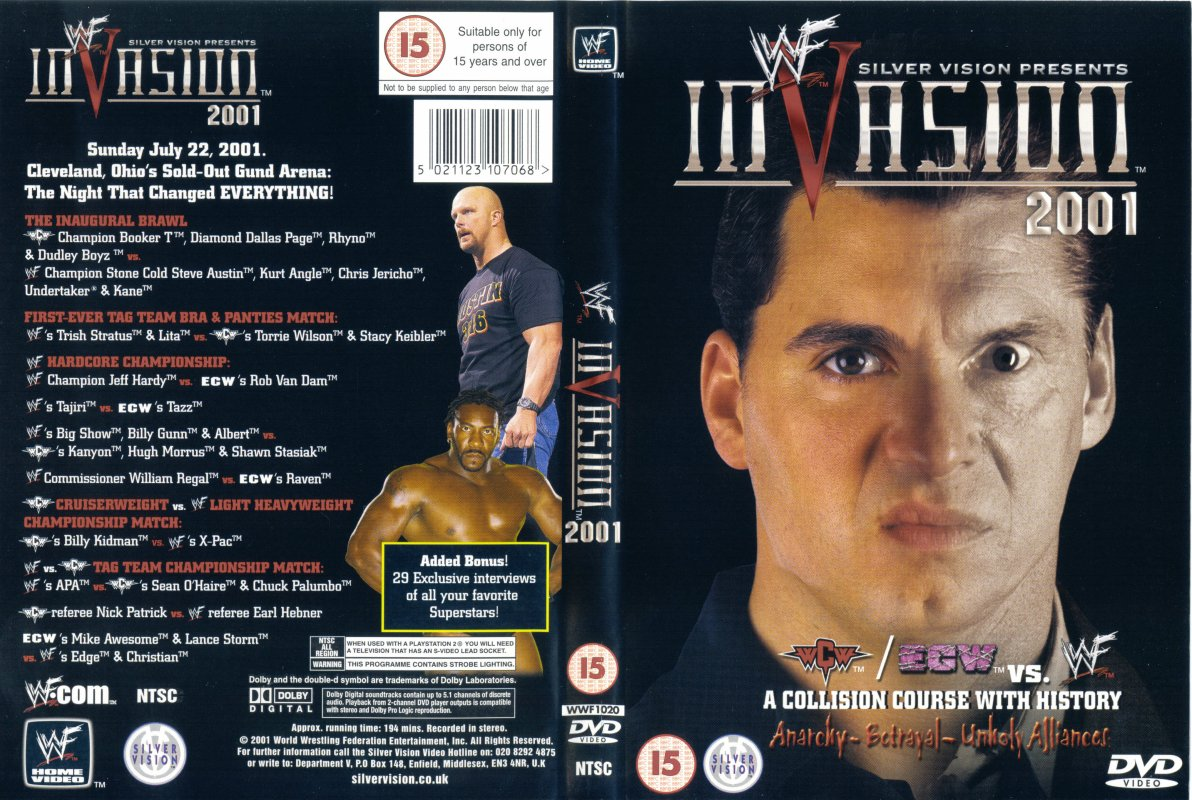 INVASION2001DVD