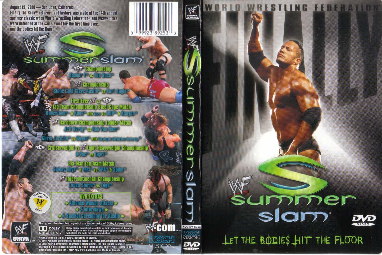 Summerslam2001DVD