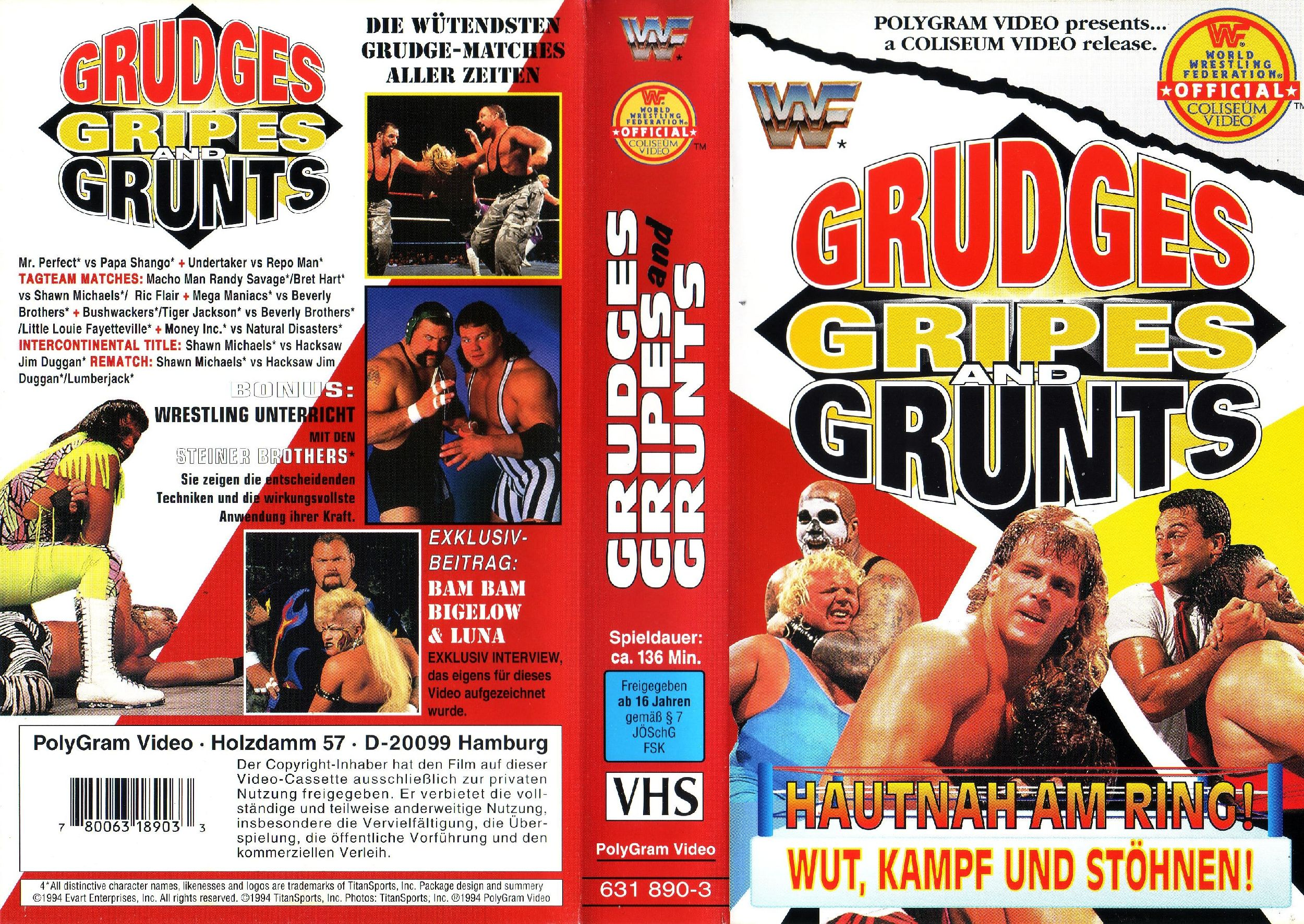 WWF_Grudges_Gripes_and_Grunts_-_Cover