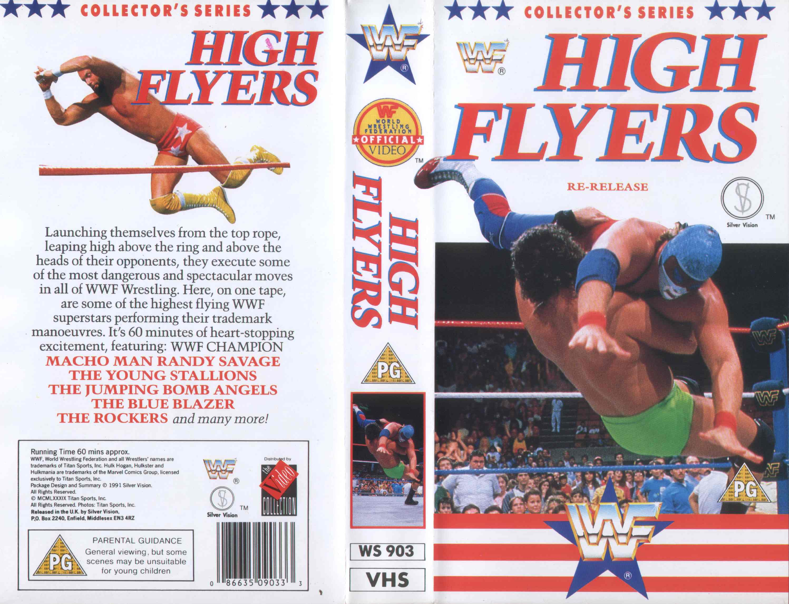 WWF_High_Flyers_-_Cover