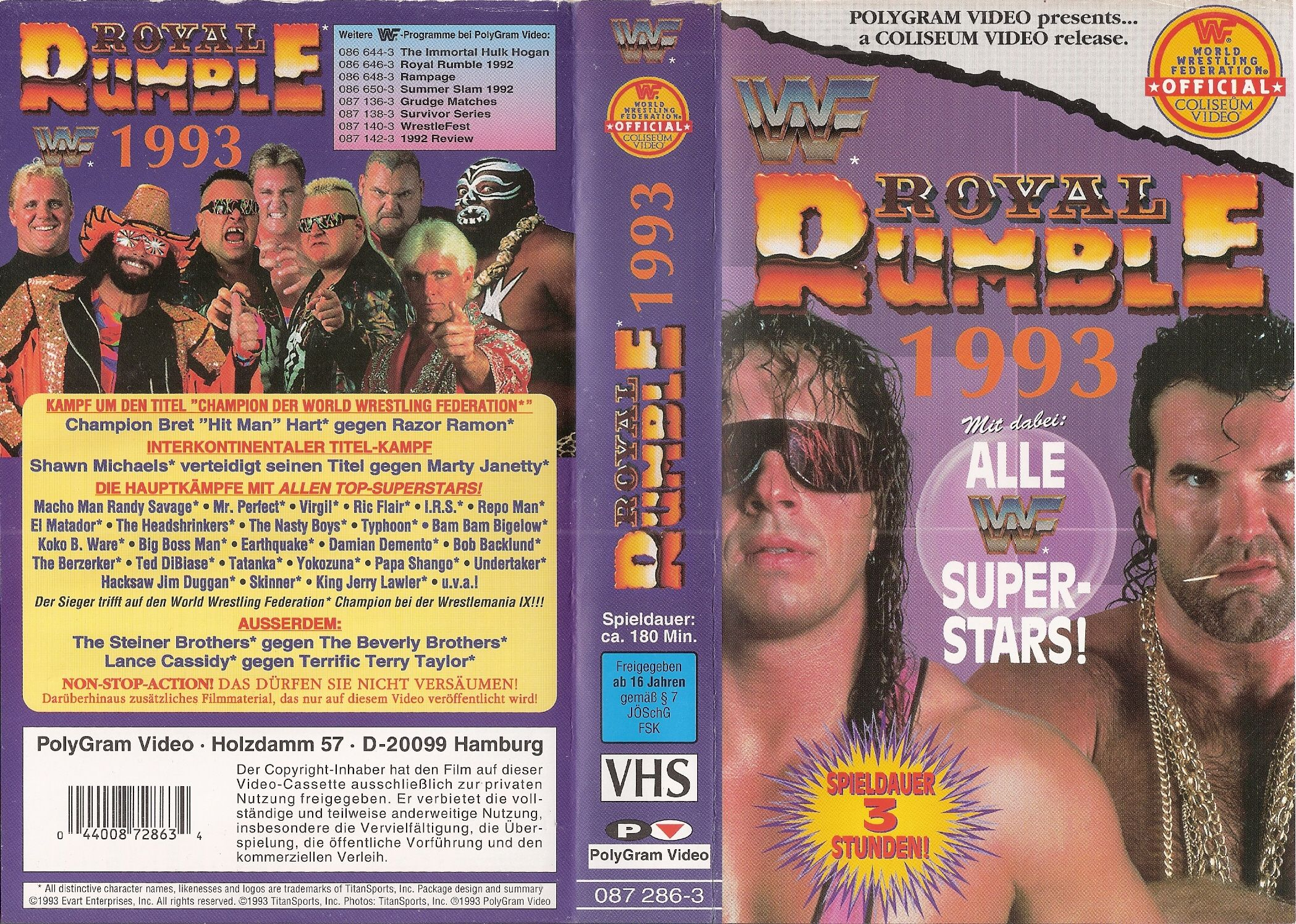 WWF_Royal_Rumble_1993_-_Cover