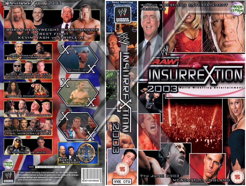 insurrextion2003