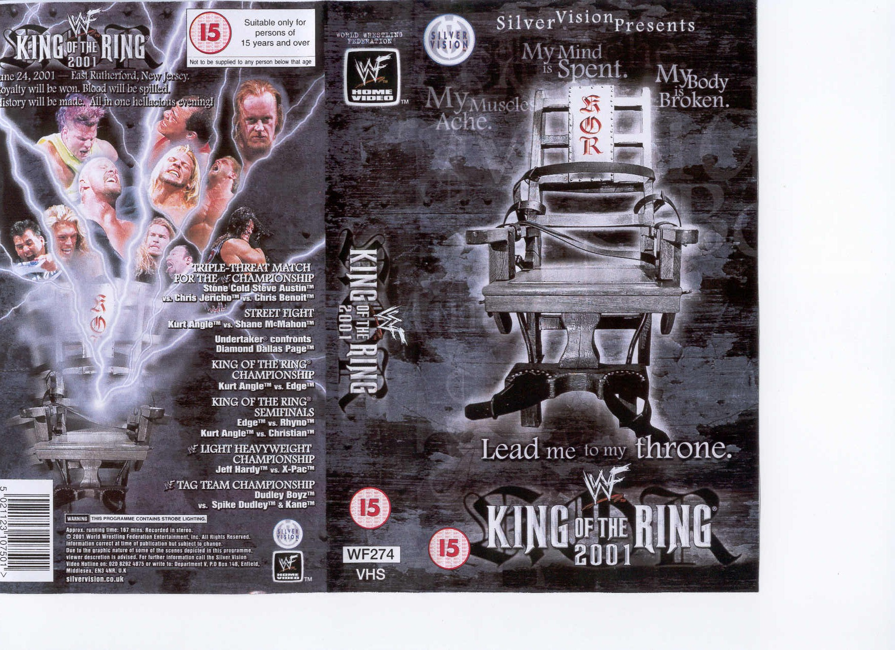 kingofthering2001