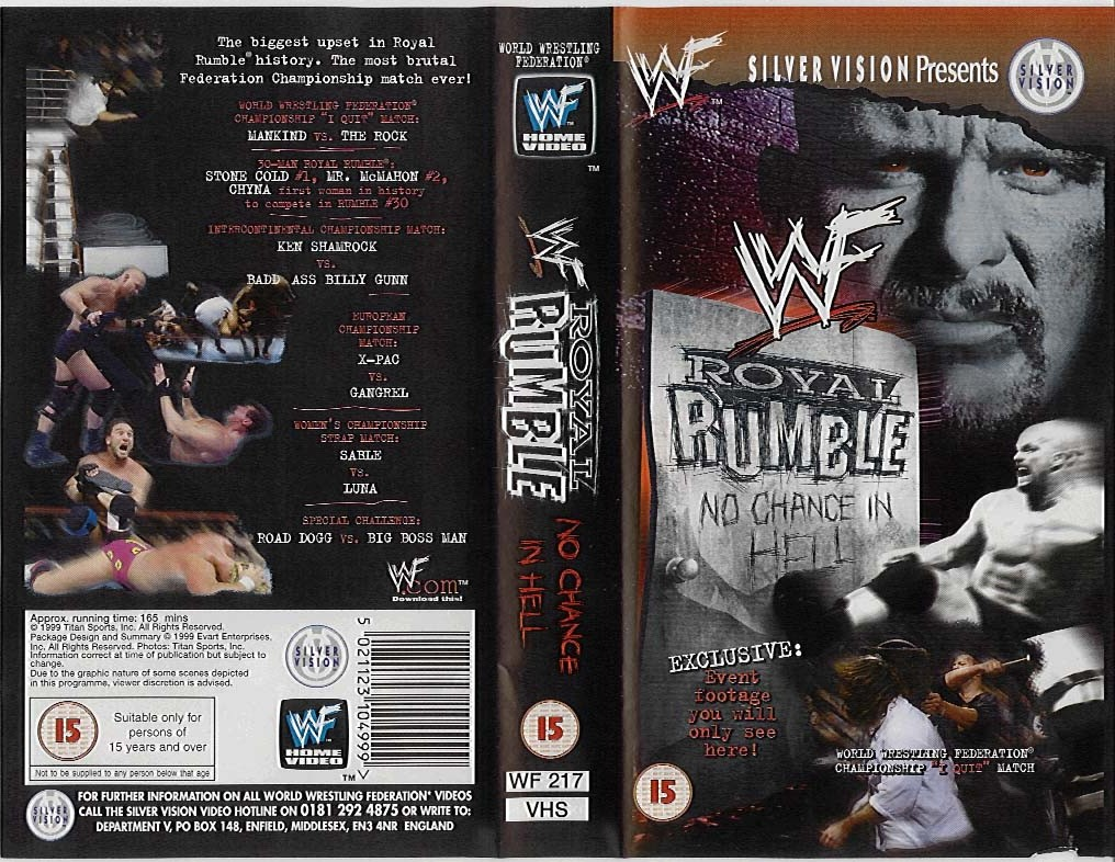 royalrumble99
