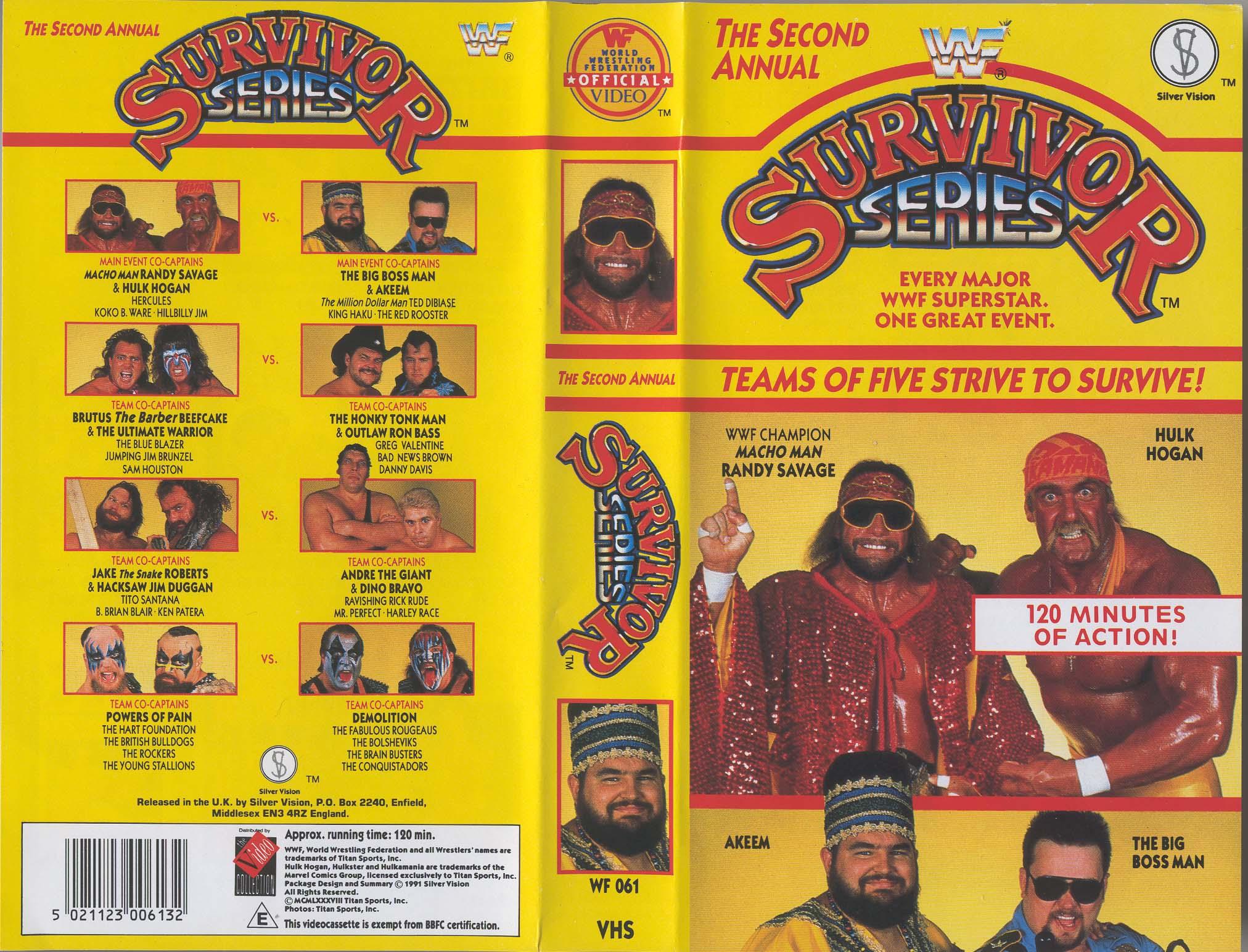 survivorseries88