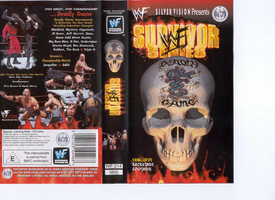 survivorseries98