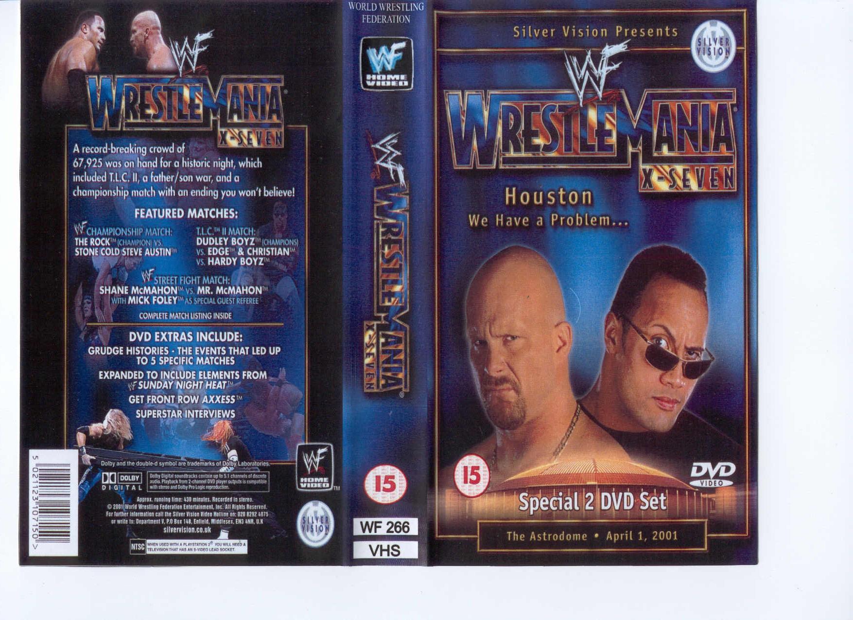 wrestlemaniaX7