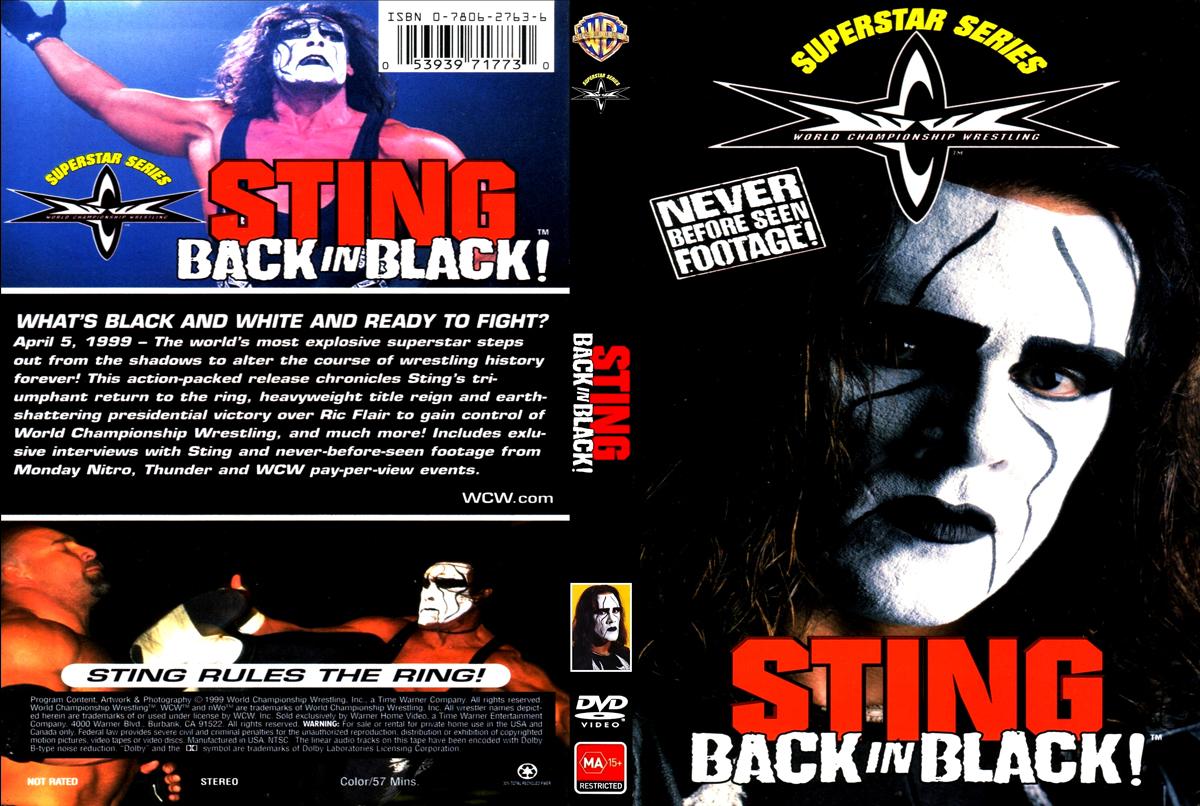 sting back in black