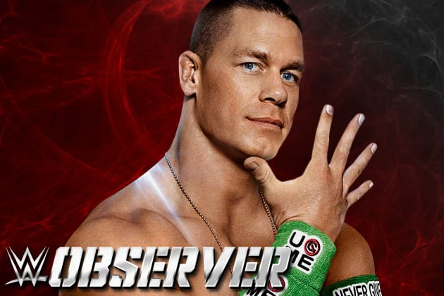 John Cena - The Face of WWE