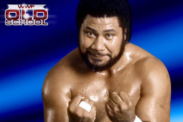 Meng in WCW