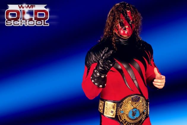 Kane - WWF Champion