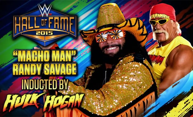 Macho Man is finally in the WWE Hall of Fame