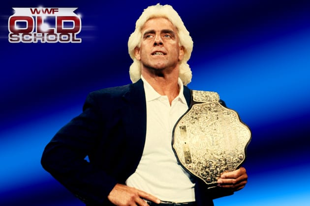 Ric Flair - WCW World Heavyweight Champion