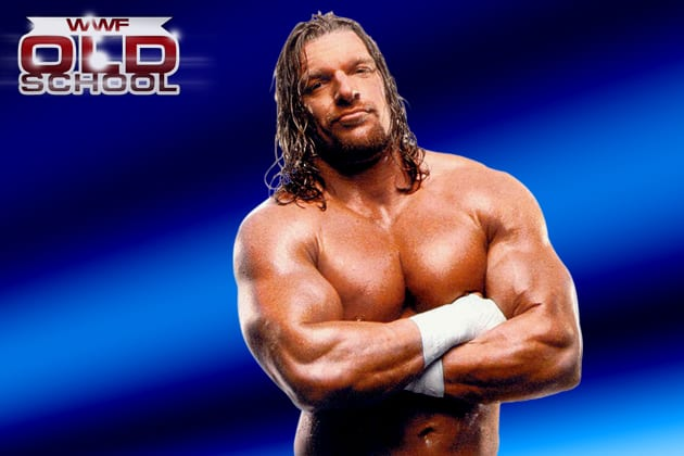 """""""The Game"""" Triple H"""