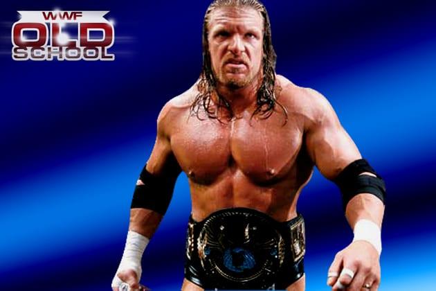 Triple H in 2000