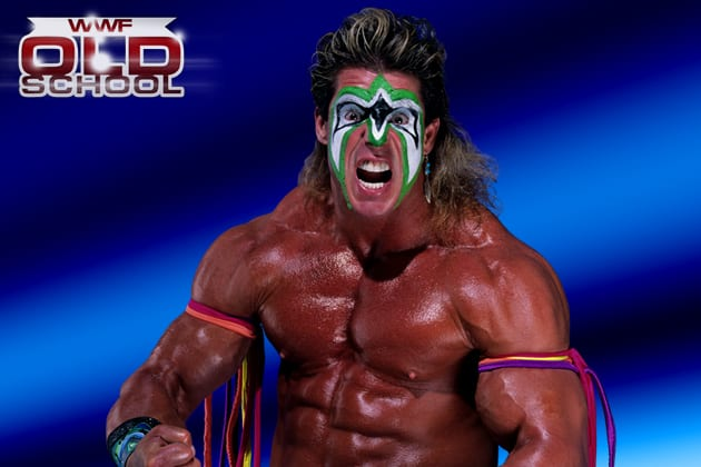 WWE Hall of Famer Ultimate Warrior