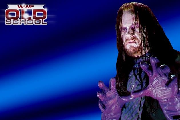 The Undertaker in WWF