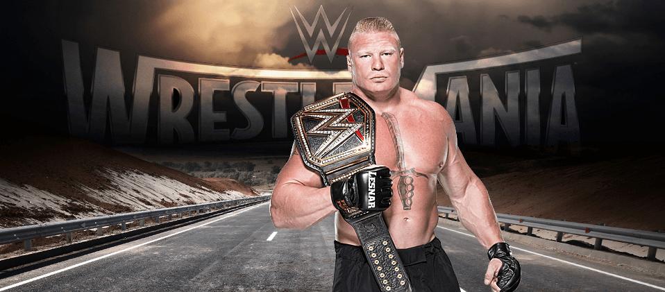 Brock Lesnar - WrestleMania 31
