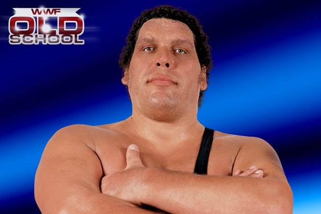 Andre the Giant WWF