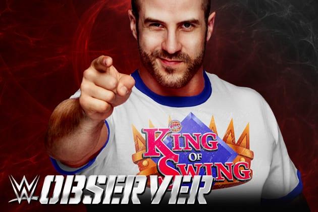 Cesaro WWE