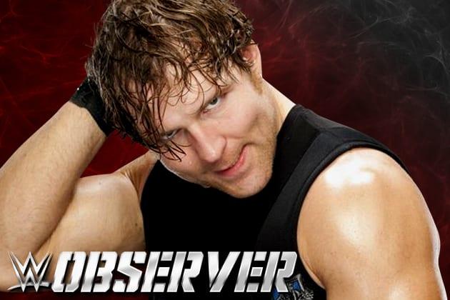 """The Lunatic Fringe"" Dean Ambrose"