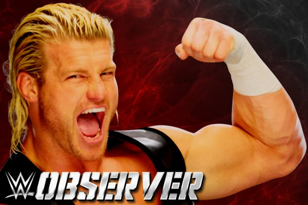 """""""The Showoff"""" Dolph Ziggler"""