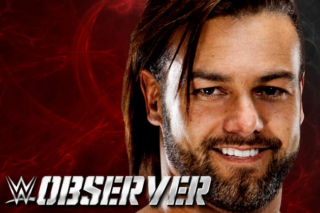 Justin Gabriel WWE