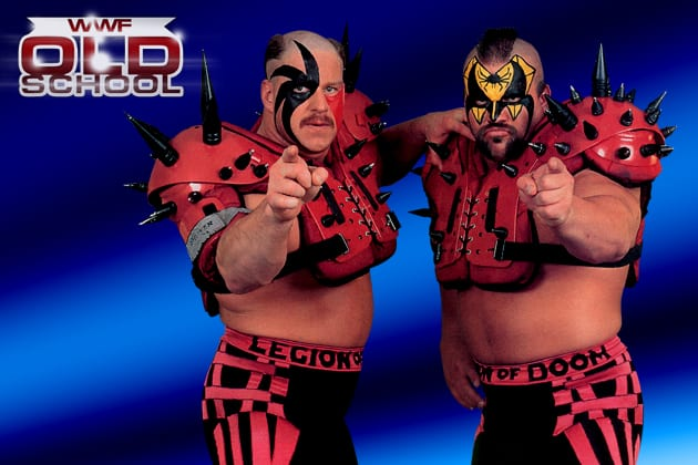 Legion of Doom WWF