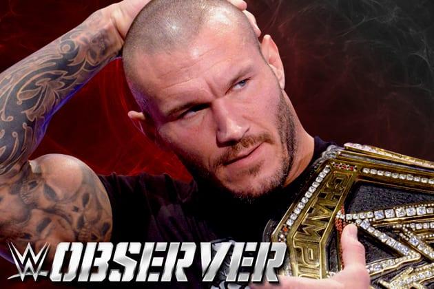 """""""The Viper"""" Randy Orton"""