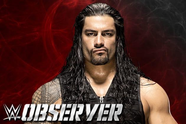 """The Powerhouse"" Roman Reigns"