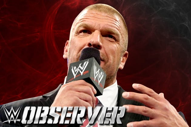 Triple H from The Authority