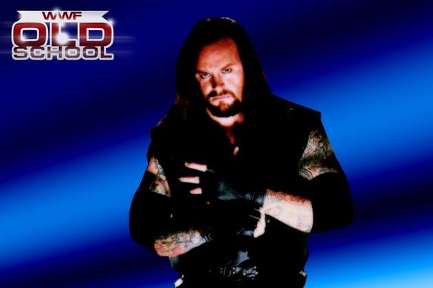 Undertaker in 1998