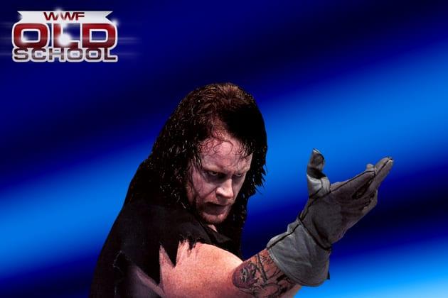 Undertaker in 1991