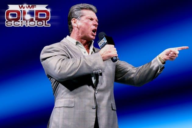 Vince McMahon WWF